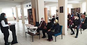 57. Kütüphaneler Haftası'nda kitap sergisi düzenlendi
