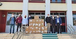 Alaca Denizhan Yatılı Bölge Okulu'na 208 adet tablet