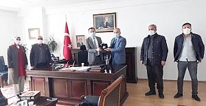 Albay Kabakcı'dan Alaca ziyareti