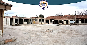 Eski makine parkı 3. Etap TOKİ konutları için tahsis edildi