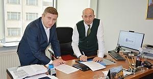 Halk Bankası ile maaş sözleşmesi imzalandı