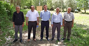 Balçıkhisar Köyü'nün taleplerini dinlediler