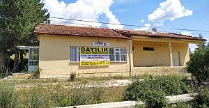 Kooperatif binası ve arsası satılacak