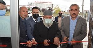 Hastane Optik dualarla açıldı