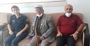 Kore Gazisi Emiroğlu'na ziyaret