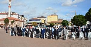 Alaca'da 19 Ekim Muhtarlar Günü kutlandı