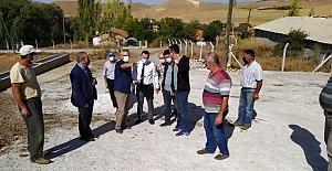 Kaymakam Kürşad Atak'tan köy ziyaretleri