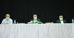 Köylere Hizmet Götürme Birliği toplandı