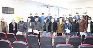 Alaca'da uzaktan eğitim değerlendirildi