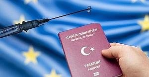 AB aşı yaptırmayanlara vize vermeyecek, Türk vatandaşlarına randevu yok