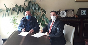 Alaca TSO ve Halk Bank protokol imzaladı