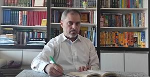 Üzeyir Yazıcı'nın yeni kitabı yayınlandı