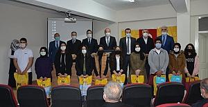 Alaca'da mektup yarışması düzenlendi