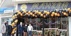 Mahzen Cafe hizmete açıldı