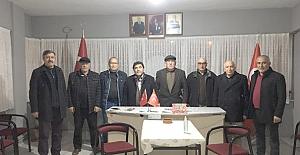 MHP'den aylık olağan toplantı
