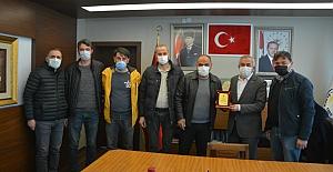'Pandemi sürecinde esnafımıza 555 Bin TL'lik destek verdik'