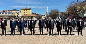 Alaca'da 23 Nisan kutlandı