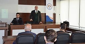 Belediye personeline KVKK eğitimi!