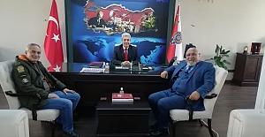 Odabaş ve Türksal, Polis Haftası'nı kutladı