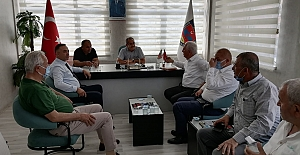 CHP'li Milletvekilleri, Alaca'nın sorunlarını dinledi