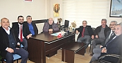 İl Genel Meclis Üyeleri Odabaş'ı ziyaret etti