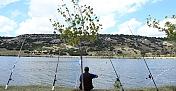 Amatör balıkçılıkta av yasağı sona erdi