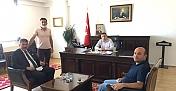 Bölge Başkanından Alaca'ya ziyaret
