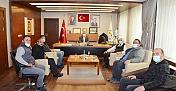 Başkan Şaltu, mahalle muhtarlarıyla istişarede bulundu